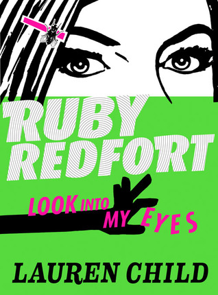 Image result for ruby redfort look into my eyes