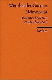helmbrecht-mittelhochdeutsch-neuhochdeutsch
