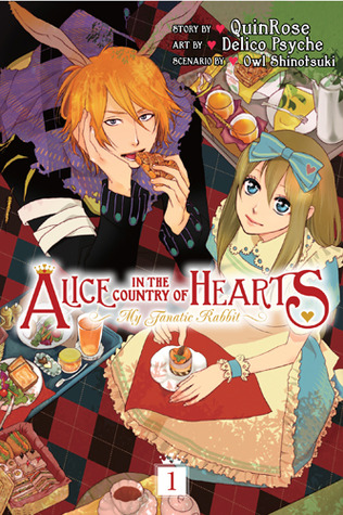 Alice in the Country of Hearts: My Fanatic Rabbit, Vol. 01