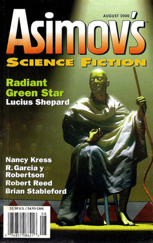 Asimov's Science Fiction, August 2000 (Asimov's Science Fiction, #295)