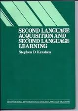 Second Language Acquisition and Second Language Learning