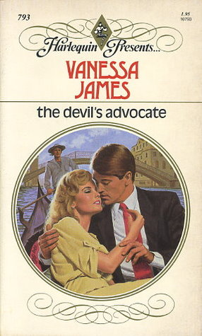 The Devil's Advocate by Vanessa James