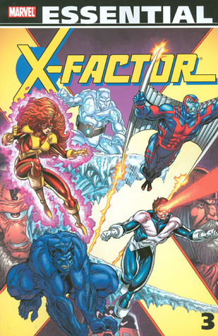 Essential X-Factor, Vol. 3