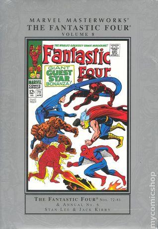 Marvel Masterworks: The Fantastic Four, Vol. 8