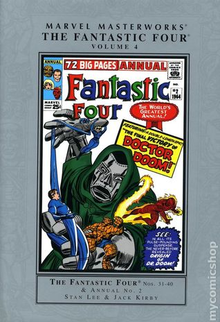 Marvel Masterworks: The Fantastic Four, Vol. 4