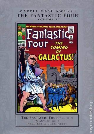Marvel Masterworks: The Fantastic Four, Vol. 5