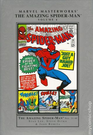 Marvel Masterworks: The Amazing Spider-Man, Vol. 4