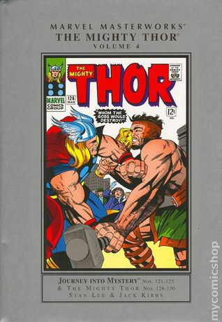 Marvel Masterworks: The Mighty Thor, Vol. 4