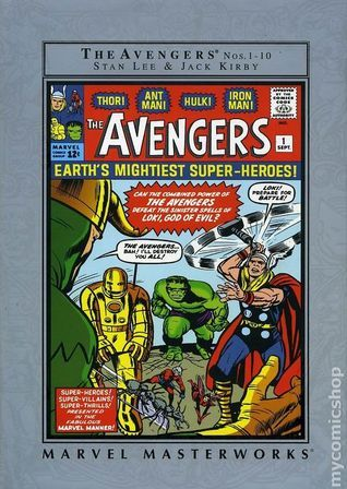 Marvel Masterworks: The Avengers, Vol. 1