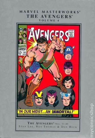 Marvel Masterworks: The Avengers, Vol. 4