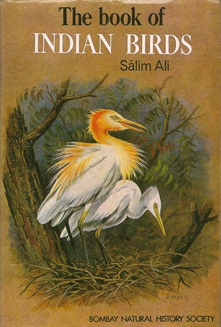 Indian book birds ali of salim