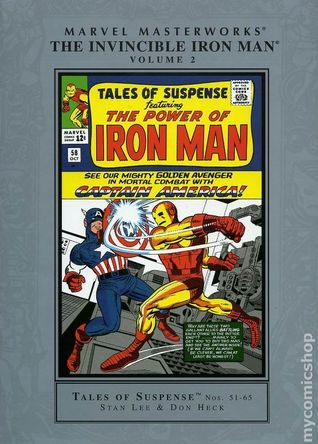 Marvel Masterworks: The Invincible Iron Man, Vol. 2