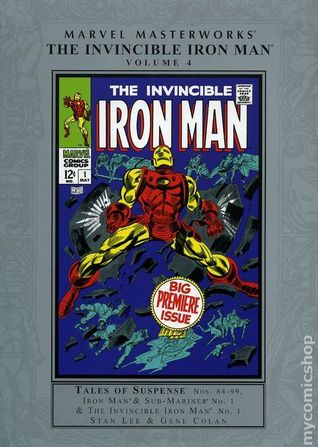 Marvel Masterworks: The Invincible Iron Man, Vol. 4