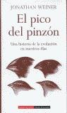 El pico del pinzón: Una historia de la evolución en nuestros días