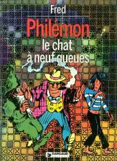 Philémon, Tome 12 : Le chat a neuf queues