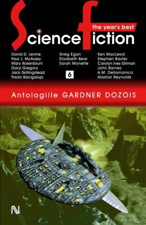 The Year's Best Science Fiction, Volumul 6