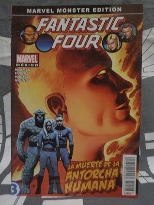 Fantastic Four: La muerte de la antorcha humana
