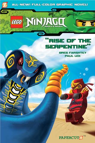 Ninjago, Vol. 3: Rise of the Serpentine