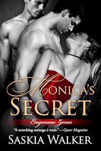 Monica's Secret by Saskia Walker