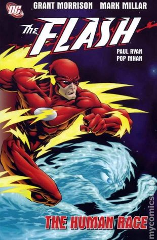 Ebook The Flash: The Human Race by Grant Morrison TXT!