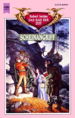 Scheinangriff (Das Rad der Zeit, #11)