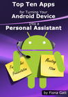 Top Ten Apps for Turning Your Android Device Into a Personal Assistant