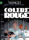 Colère rouge by Philippe Francq