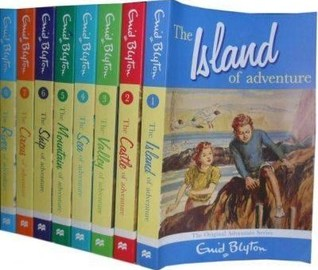 Adventure Series Set(Adventure 1-8)