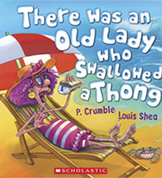 There Was an Old Lady Who Swallowed a Th...