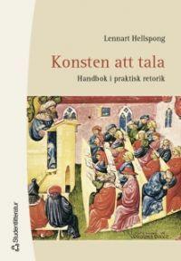 Konsten att tala by Lennart Hellspong