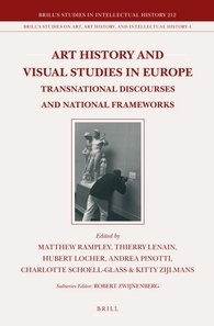 art-history-and-visual-studies-in-europe-transnational-discourses-and-national-frameworks
