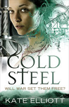 Cold Steel (Spiritwalker, #3)