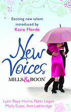 Mills & Boon New Voices by Lynn Raye Harris