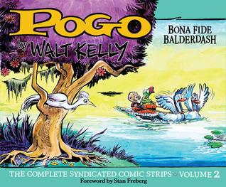 Pogo: The Complete Syndicated Comic Strips, Vol. 2: Bona Fide Balderdash