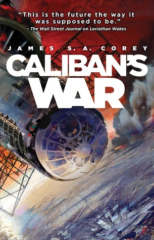 Caliban's War (Expanse, #2)