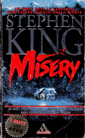 an analysis of major characters in misery by stephen king