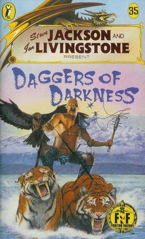 Daggers of Darkness (Fighting Fantasy #35)