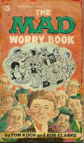 Mad Worry Book
