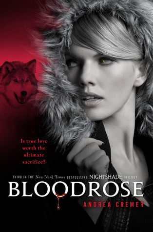 Bloodrose (Nightshade #3; Nightshade World #6)