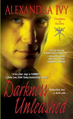 Darkness Unleashed (Guardians of Eternity, #5)