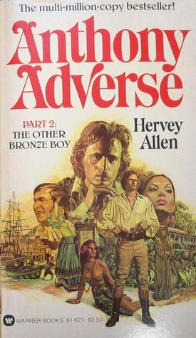 Anthony Adverse Book