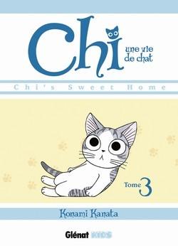 Chi : une vie de chat, tome 3 por Kanata Konami, Fédoua Lamodière