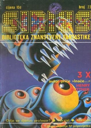 Sirius - Biblioteka znanstvene fantastike broj 23