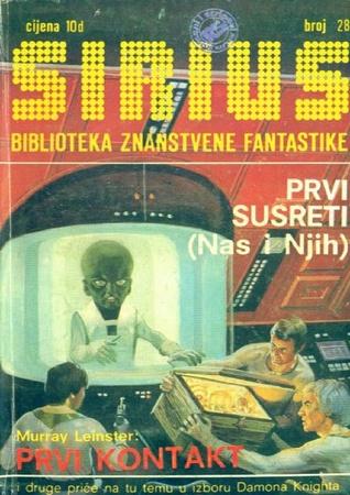 Sirius - Biblioteka znanstvene fantastike broj 28