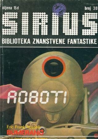 Sirius - Biblioteka znanstvene fantastike broj 30