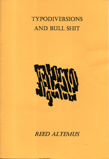 Typodiversions and Bull Shit