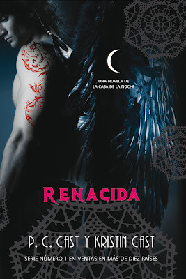 Renacida(House of Night 8)
