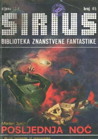 Sirius - Biblioteka znanstvene fantastike broj 45