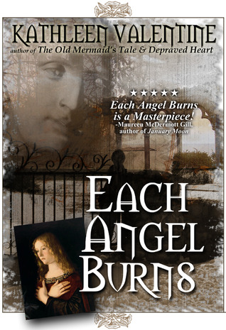 Each Angel Burns