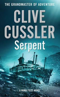 Serpent (NUMA Files, #1)